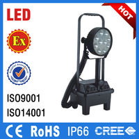 30W Rechargeable Flame Proof Light