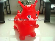 inflatable bouncer elephant/jumping animal