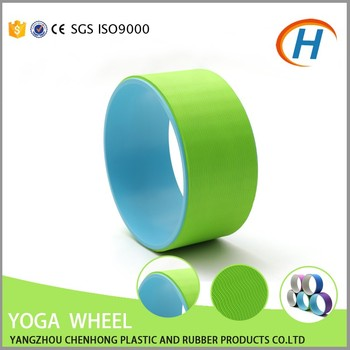 OEM Factory Eco-friendly Fitness Yoga Wheel