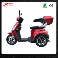 disabled 500w three wheel electric tricycle with CE