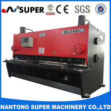 China manufacturer wood cutting guillotine