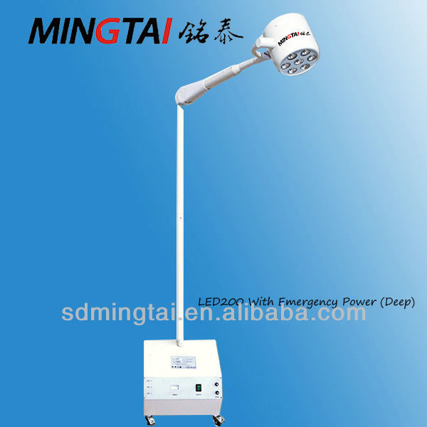 led200 small battery operated led light