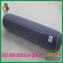 2015 hot sale 100% polyester spacer mesh fabric for custom pillow case