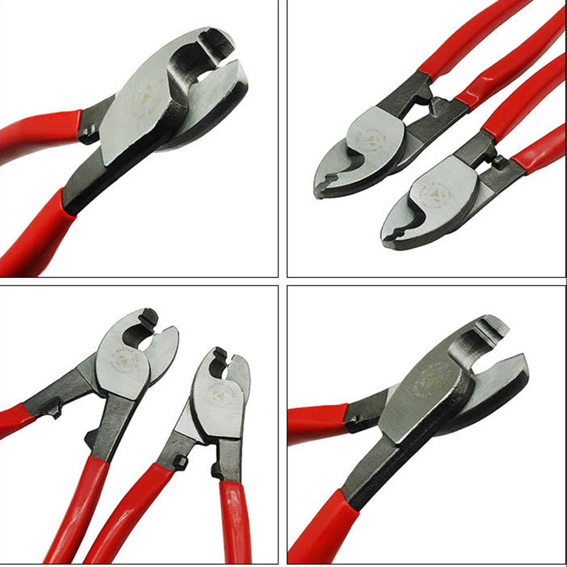 mini 8inch electronic copper wire cutting cable cutter diagonal pliers Durable Wire Nipper