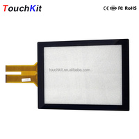 2016 hot seling Touch screen monitor ,17 inch G+G capacitive touch screen panel