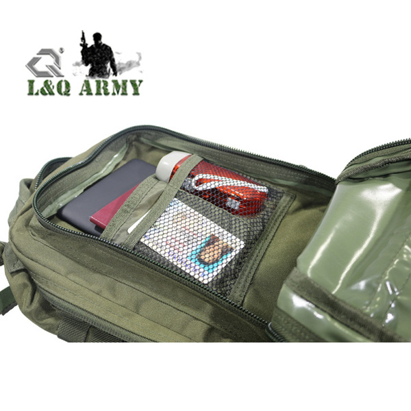 3 days assault army molle bag out back pack military tactical backpack