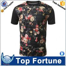 Customized Wholesale unisex t-shirt price in singapore