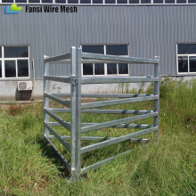 alibaba china - 50x50mm square pipe bars steel heavy duty galvanized farm gates