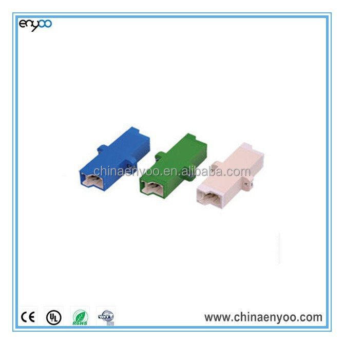 E2000 fiber optic adapters E2000