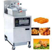 High quality Electric/gas kfc chicken pressure fryer