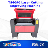 TS6090 CE Approved Acrylic Laser Engraving/Cutting Machine Price With DSP Control System