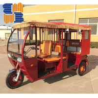 three wheel taxi tuk tuk passenger / electric car for Thailand TDB-88