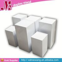 wooden present display stand, MX7701 four size hair bow display rack