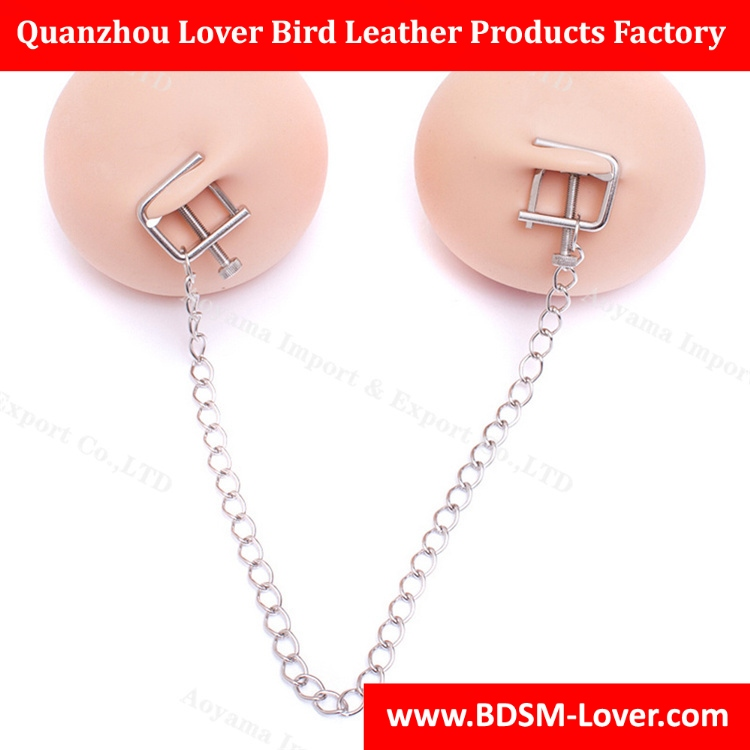 Japanese Device Bondage Gear Hard Clover Nipple Clip Games Sex Toys Adult Products for Women