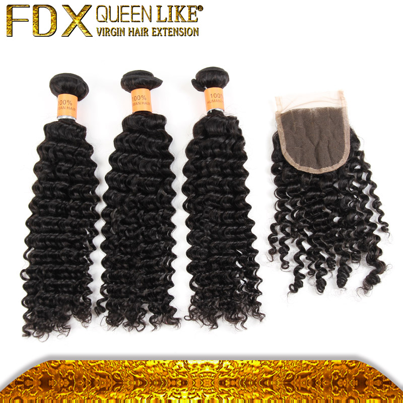 Virgin Crochet Hair Extensions Grade 6A, Most Durable Curly Brazilian Hair Weaves