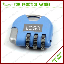 Factory direct sale fashion design security combination lock MOQ 100 PCS 0907007