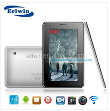 2014 Hot New cheap!7inch ZX-MD7020 best selling cheap 7inch phone call tablet pc skype video call