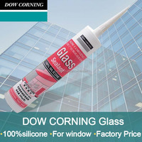 Dow Corning acrylic door & window silicone sealant