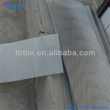 Ruthenium Iridium Coated Titanium Mesh Electrode for Swimming Pool water treatment