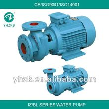 2.2KW centrifugal water pump with flange for factories