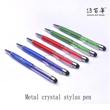 Top quality wholesale rhinestone pen with crystal