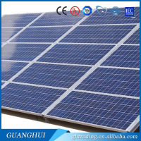 China best poly PV supplier price per watt solar panels in india poly 250w
