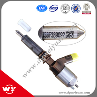 Auto parts, diesel injector 320D with 32f61-00062 control valve