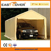 Galvanized steel canvas roof top tent with awning