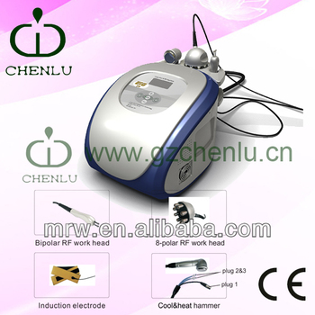 Kill Fat Cell Portable Home Working Loss Slimming Equipment Machine Etg19 With Multipolar