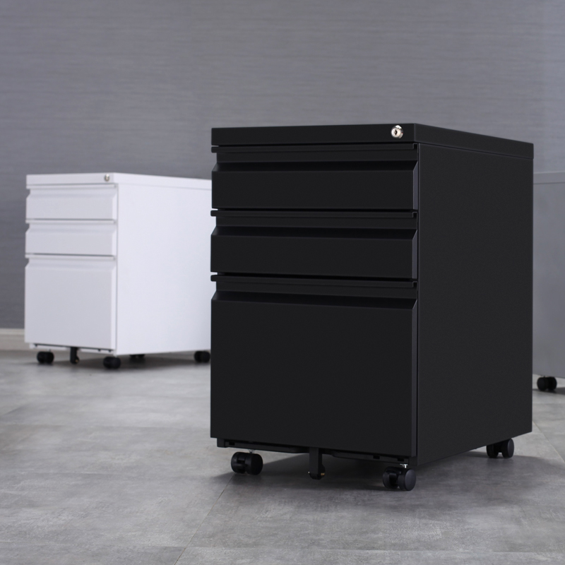China Small Steel Tool Durable Office Moves File Storage Cabinet Under desk