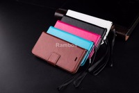 Classic flip customize leather case cover For Nokia N900