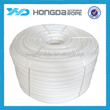 2016 Hot selling wihe braided polypropylene monofilament rope