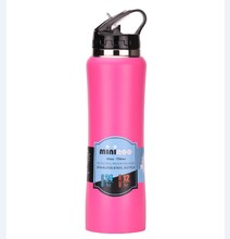 500-750ml 2018 thermos flask stainless steel double wall insulated water bottle sports water bottle for camping custom logo