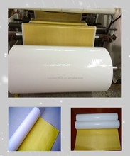 Glass fiber cloth as the substrate double sided printing tape