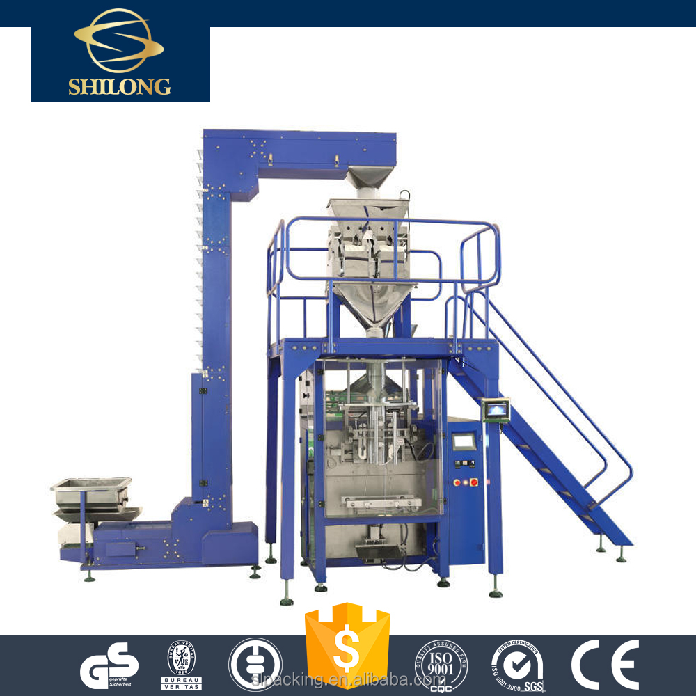 Alibaba China ice candy date automatic granule fill seal packing machine