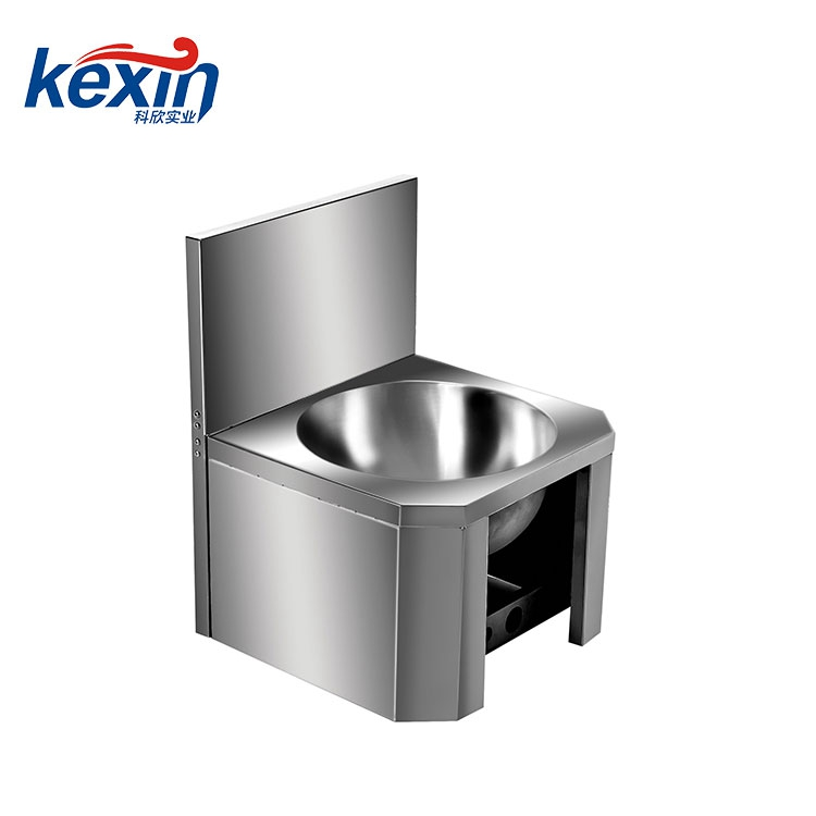 China professional manufacture stainless steel wash trough