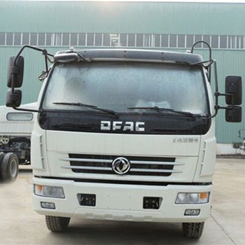 China Garbage Compactor Truck 15000L Volumes 3 Wheel For Sale