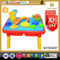 Free shipping Sand beach table cheap toy from china