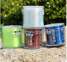 promotion nylon monofilament fishing line in various colors