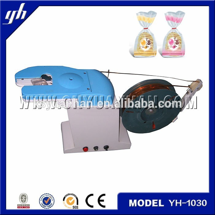 YH-1030 Twist Candy Packing Machine/Golden PET Twist tie machine for food