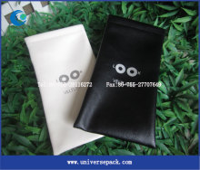 high-end real leather bag with customize logo
