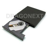 Slim External Usb 2.0 Cd-Rw Dvd Rom Combo Drive Writer