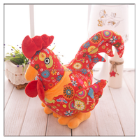 new arrival manufacturers chicken plush toy for dollars store