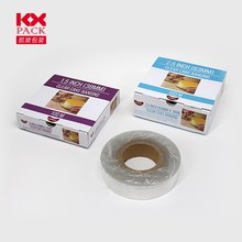 New Zewaland Food Grade Customized Clear Cake Banding Packing Paper Box
