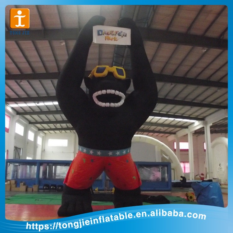 Hot Custom Made Giant Inflatable Advertising Model For Sale