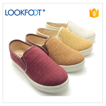 Wholesale China shoes women flat casual for 2017 new design