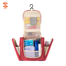 Best Selling Toiletry Organizer Wash Bag Waterproof Folding Travel Hanging Cosmetic Bag For Makeup Kit