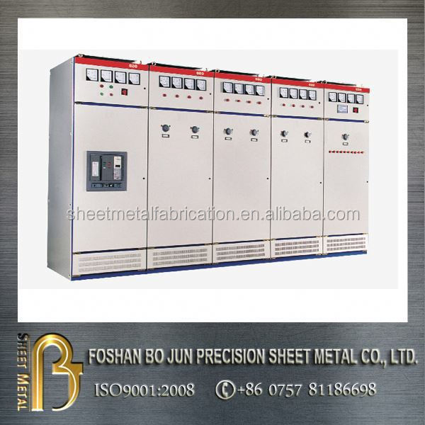 Made in china precision electrical cabinet, Customized large floor standing electrical cabinet