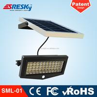 Motion Sensor Solar Power Led Super Bright Garage Lighting