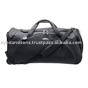 Duffle Leather  Bags 1704